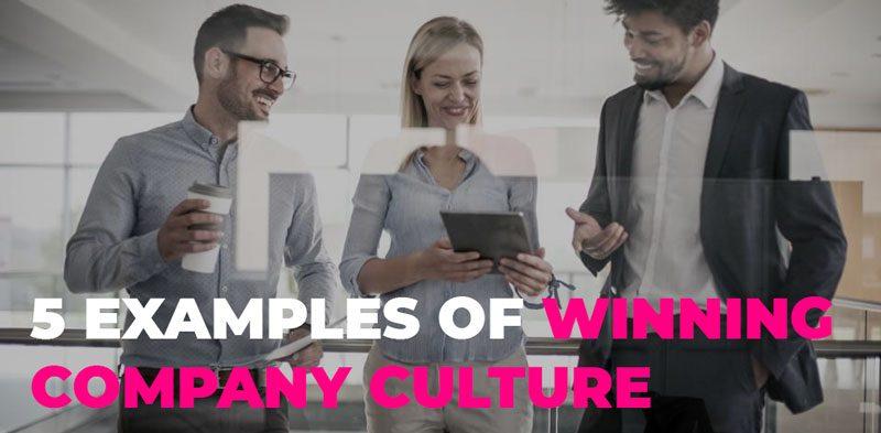 winning company culture