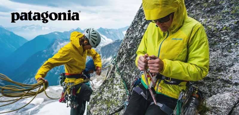 brand personality example patagonia