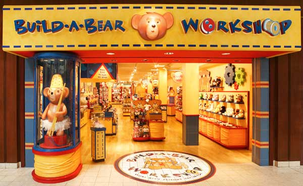 differentiation strategy build a bear