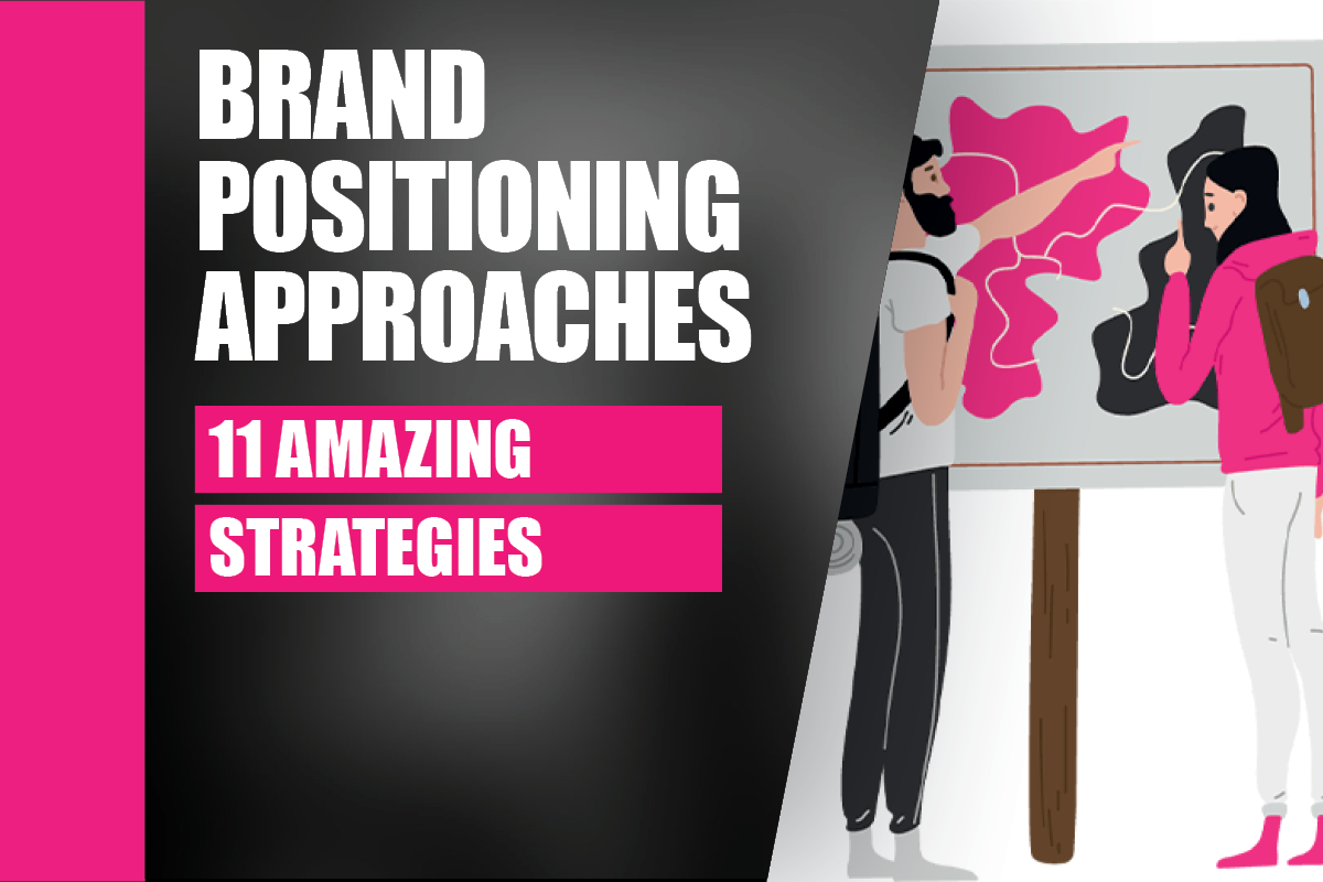 brand positioning approaches cover