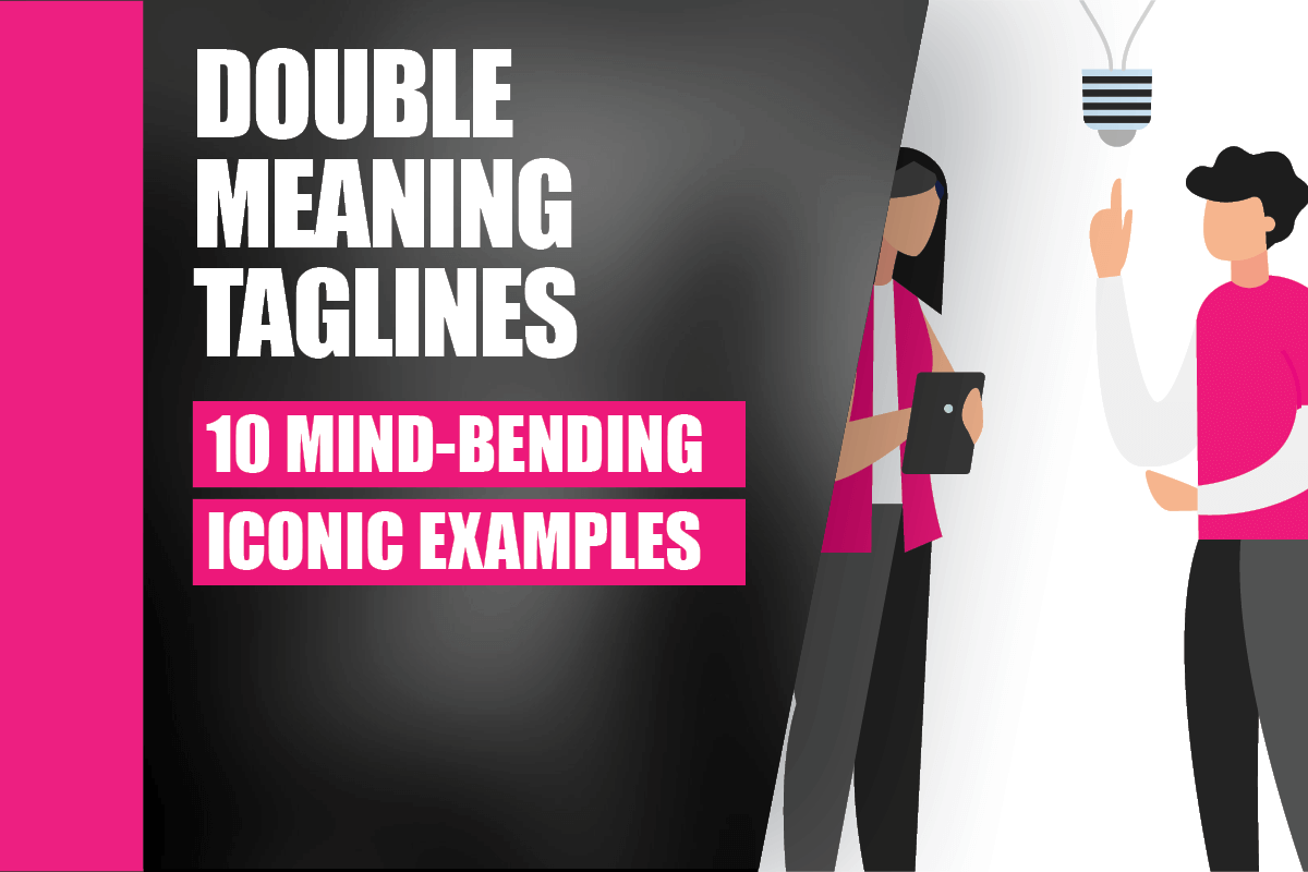 double meaning taglines cover