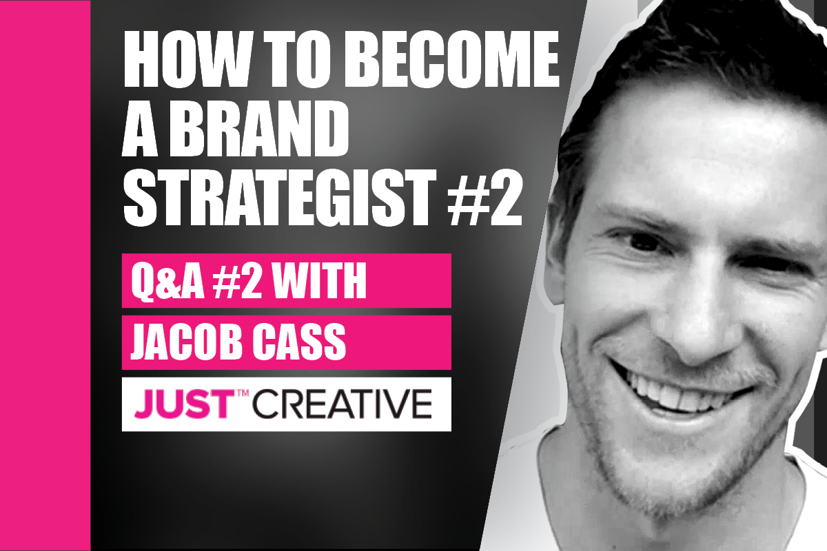 how to become a brand strategiest #2 cover
