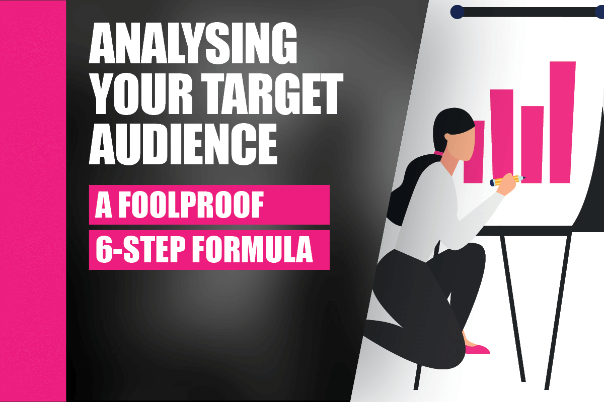 analysing target audience cover