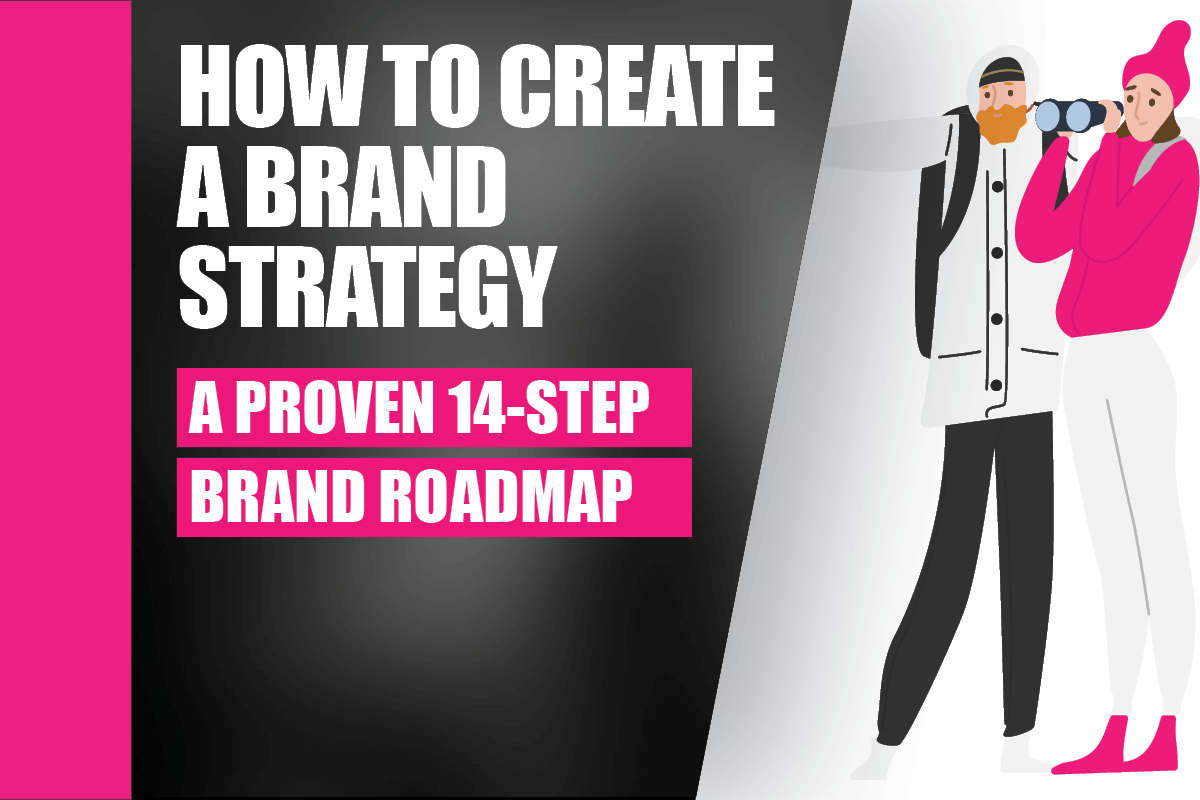 creating a brand strategy cover