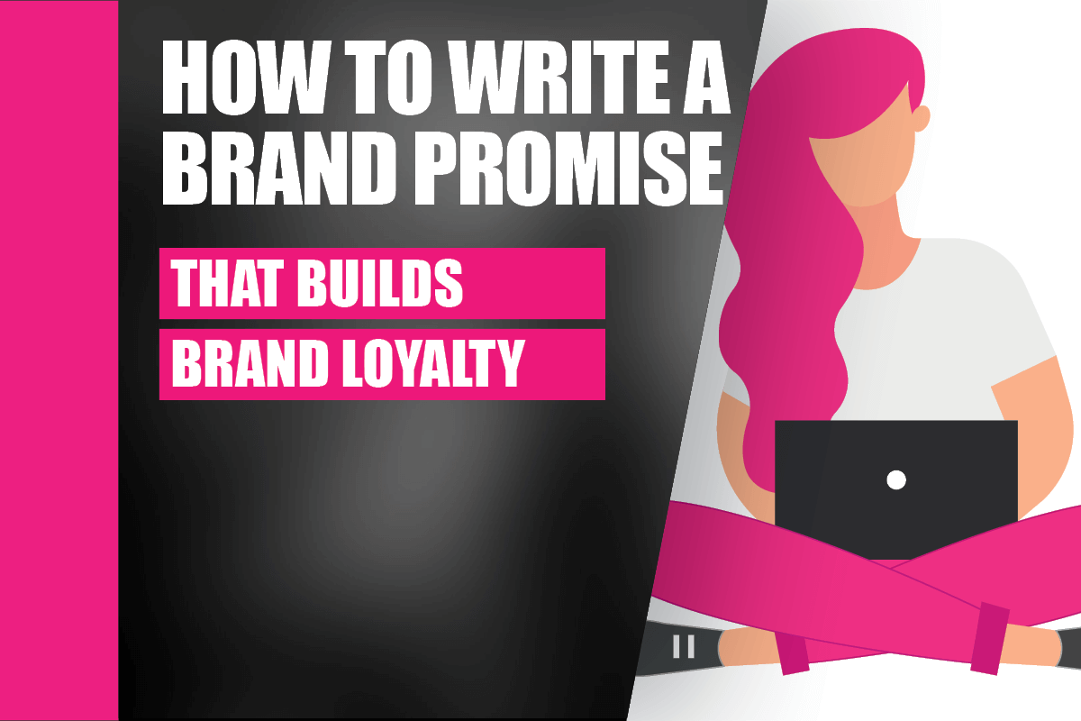 writing a brand promise cover