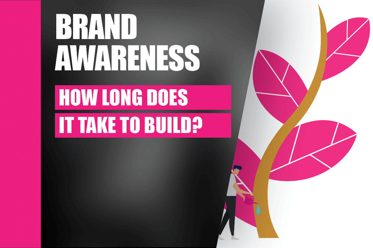 building brand awareness cover