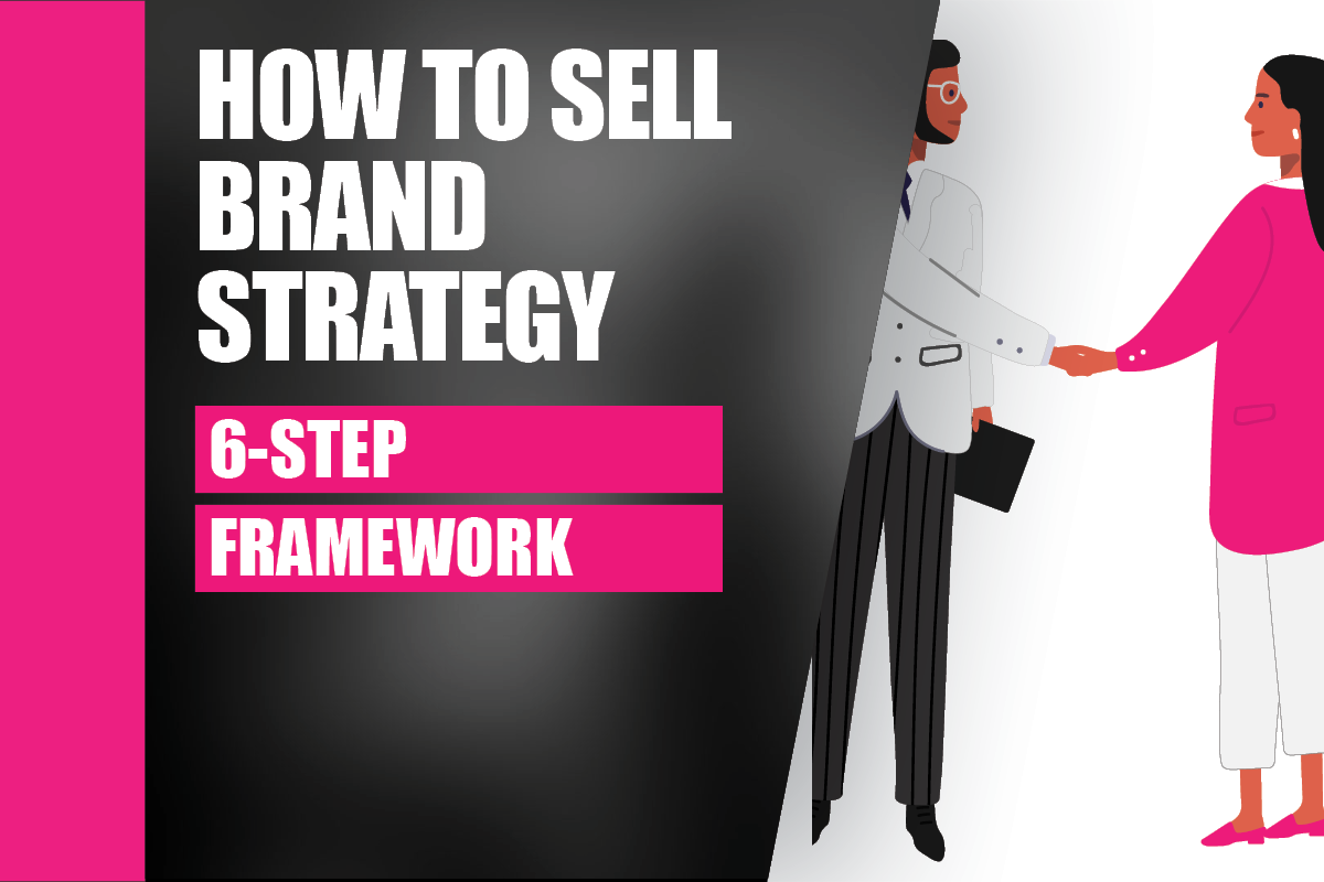 how to sell brand strategy cover
