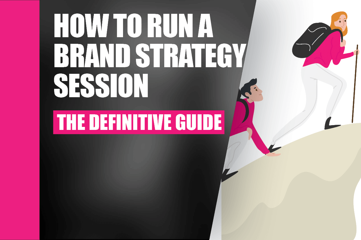 how to run a brand discovery session cover