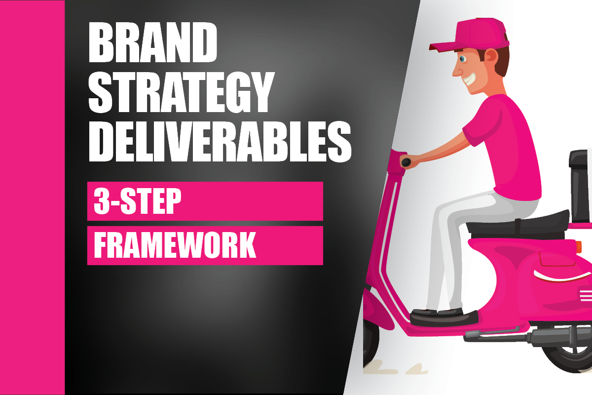 brand strategy deliverables cover