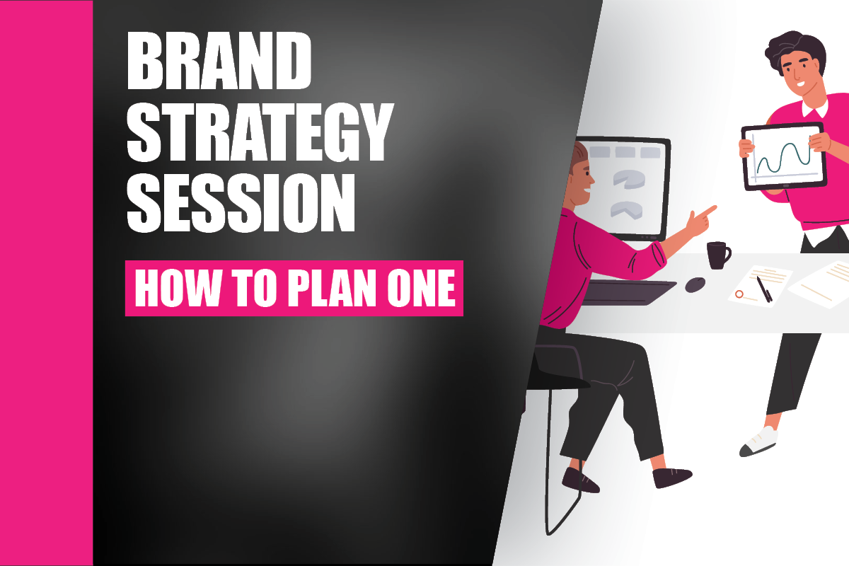 what is a brand strategy session cover