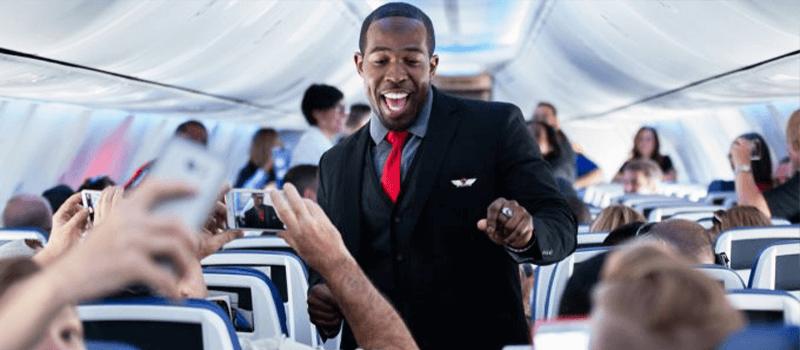 brand case study southwest attendant