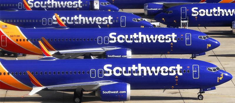 brand case study southwest planes