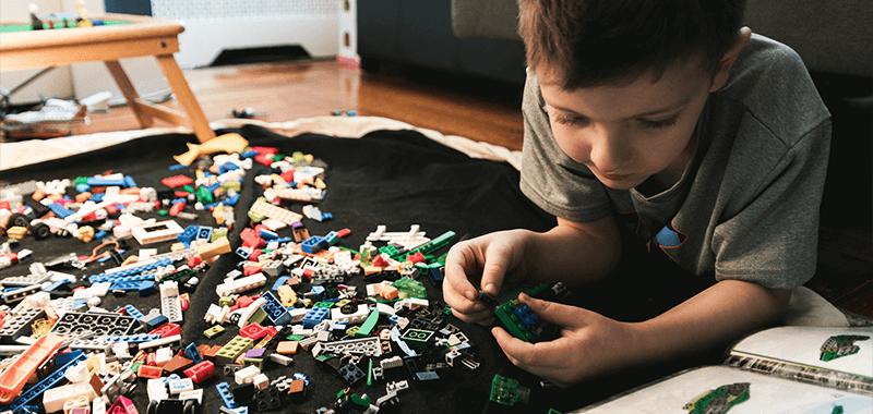 Creator Brand Archetype lego
