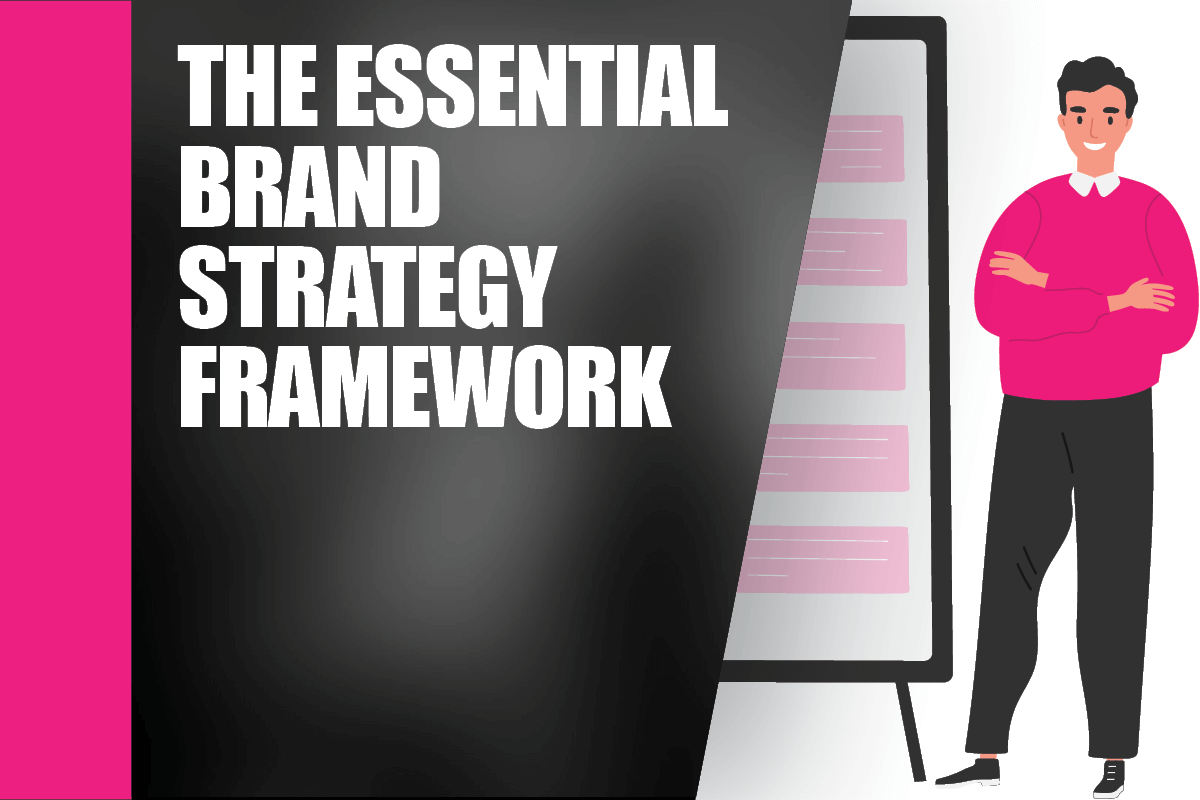 brand strategy framework COVER