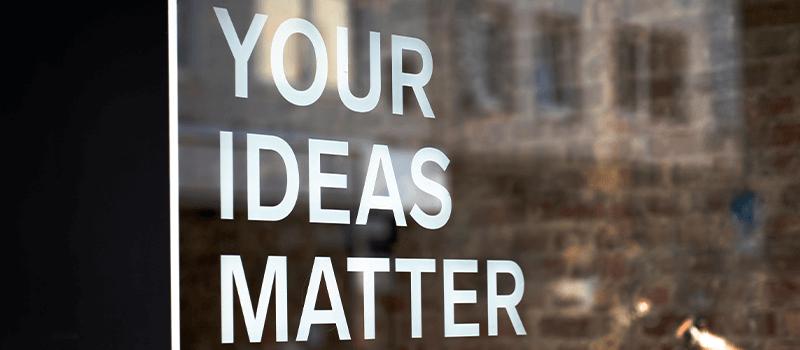 brand communication strategy idea