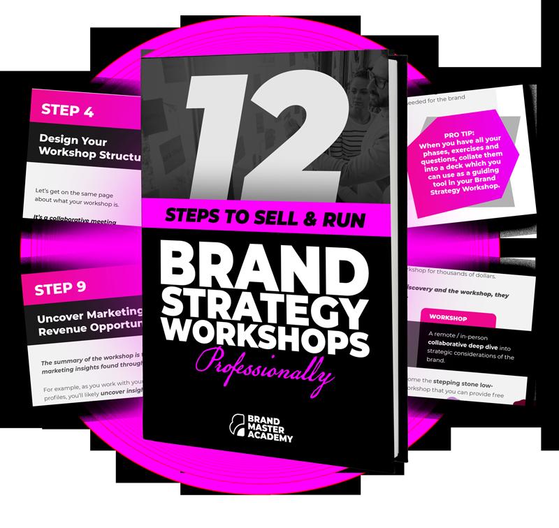 Brand Master Workshops Roadmap